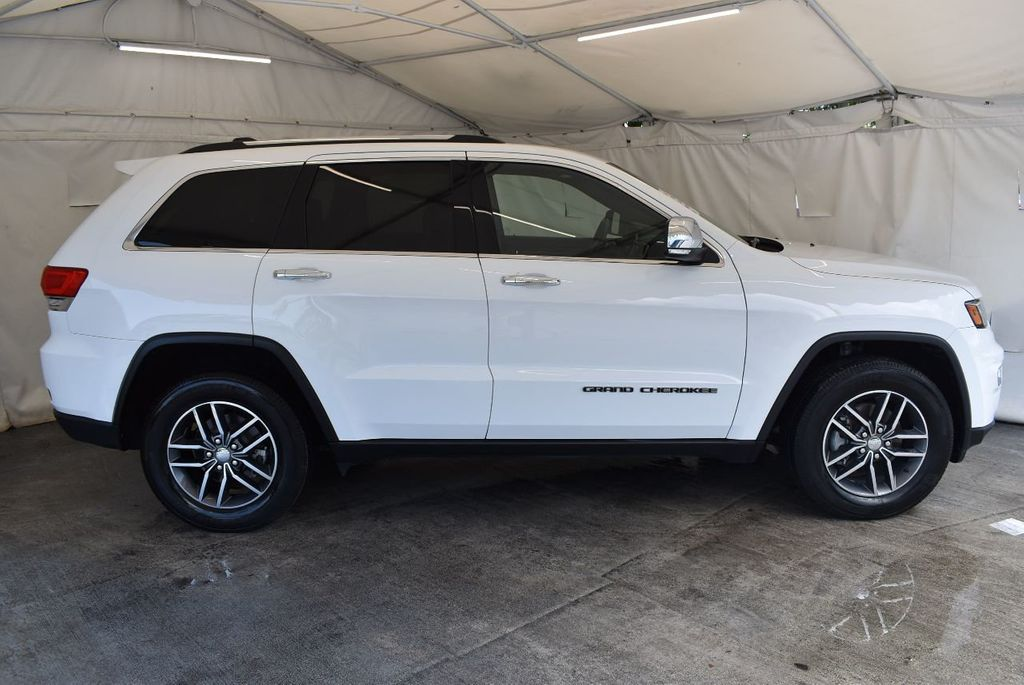 2017 Jeep Grand Cherokee Limited 4x2 - 17899629 - 2