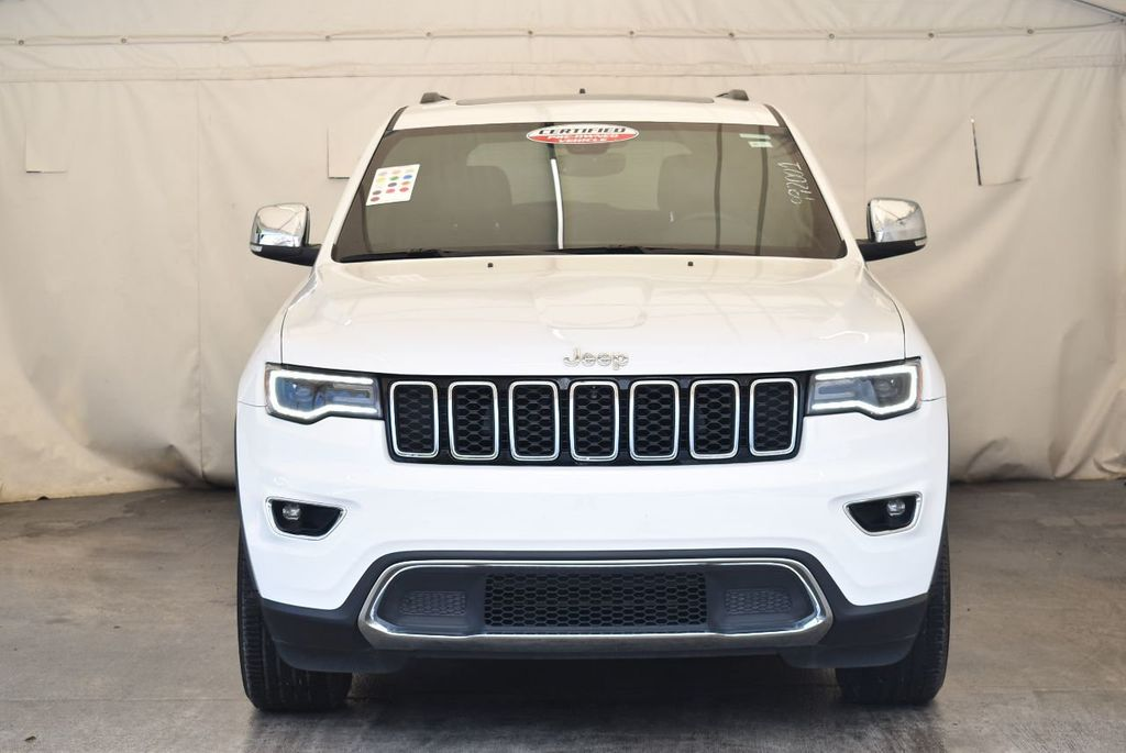 2017 Jeep Grand Cherokee Limited 4x2 - 17899629 - 3