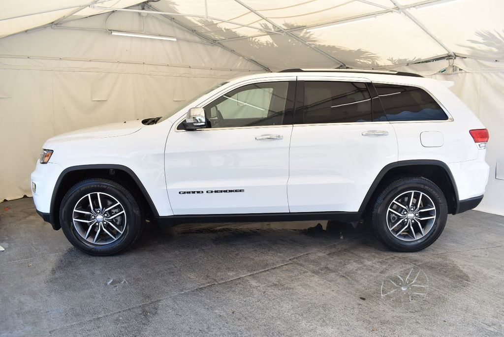 2017 Jeep Grand Cherokee Limited 4x2 - 17899629 - 4