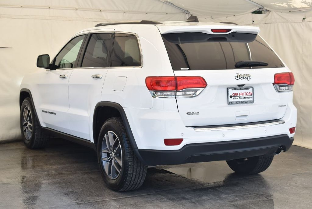 2017 Jeep Grand Cherokee Limited 4x2 - 17899629 - 5