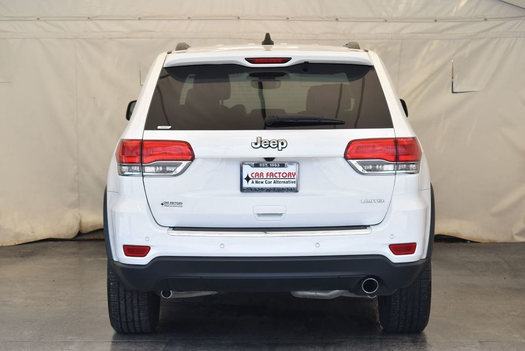 2017 Jeep Grand Cherokee Limited 4x2 - 17899629 - 7