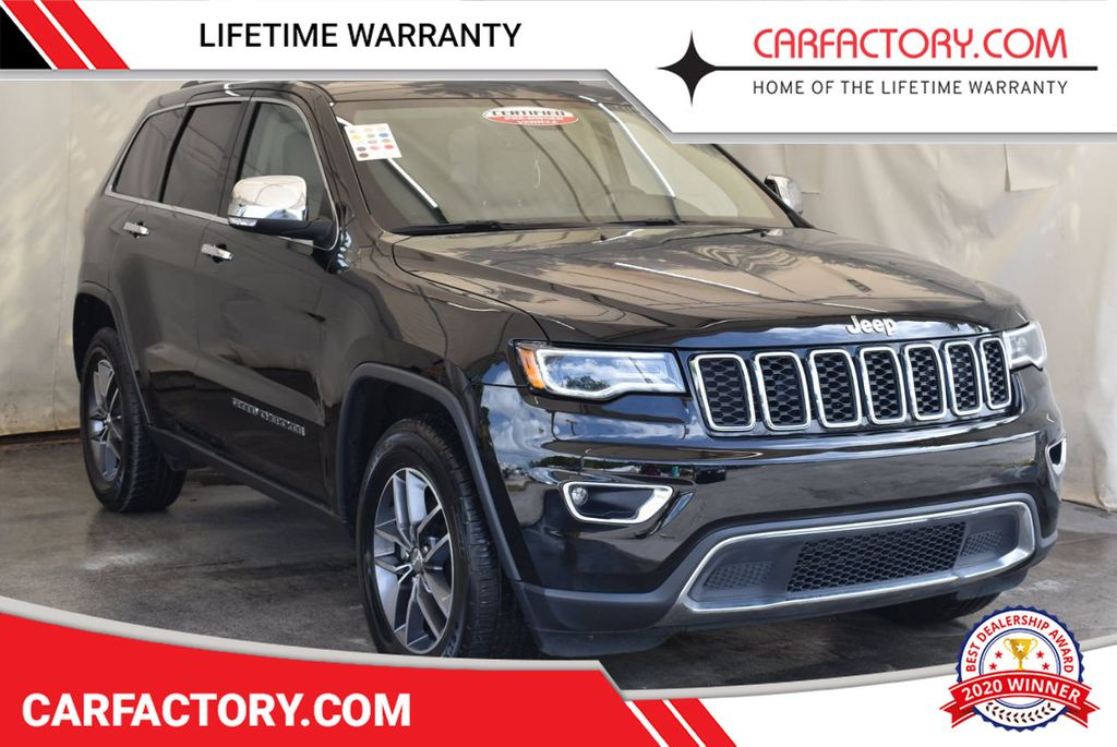 2017 Jeep Grand Cherokee Limited 4x2 - 17924938 - 0