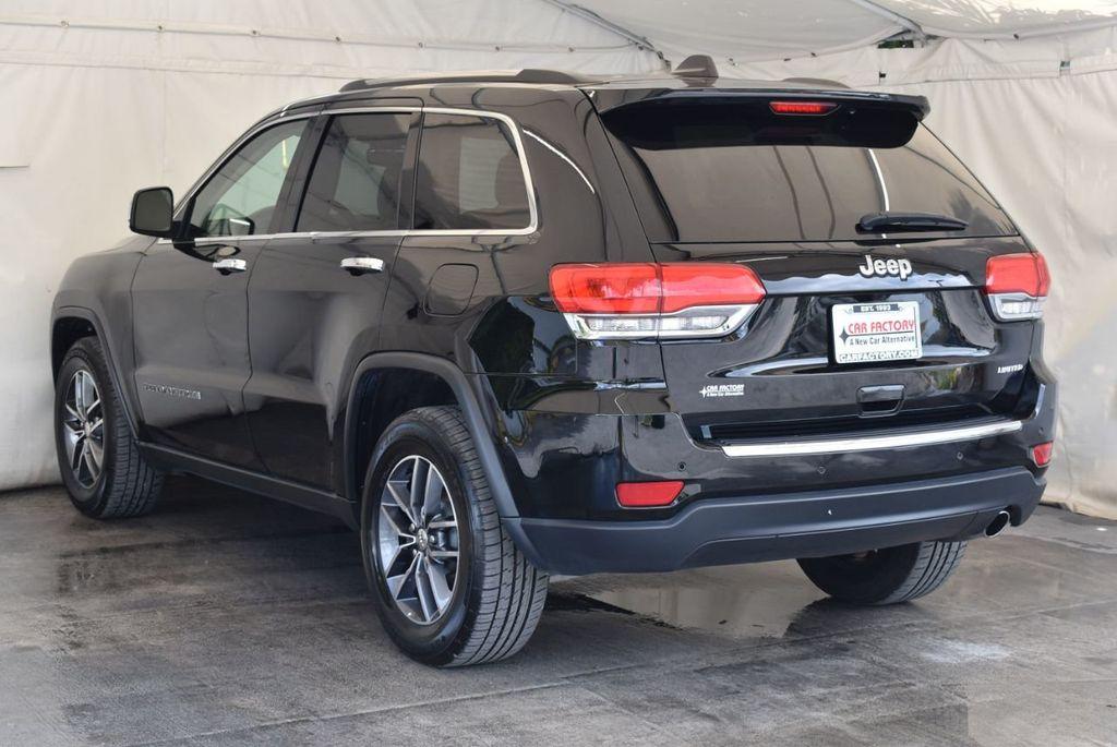 2017 Jeep Grand Cherokee Limited 4x2 - 17924938 - 5