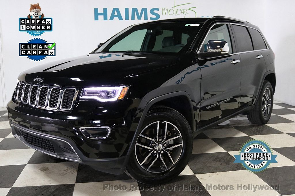 2017 Jeep Grand Cherokee Limited 4x2 - 18146676 - 0