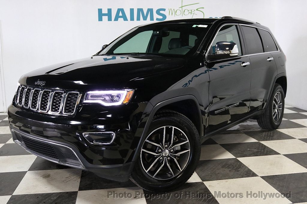 2017 Jeep Grand Cherokee Limited 4x2 - 18146676 - 1