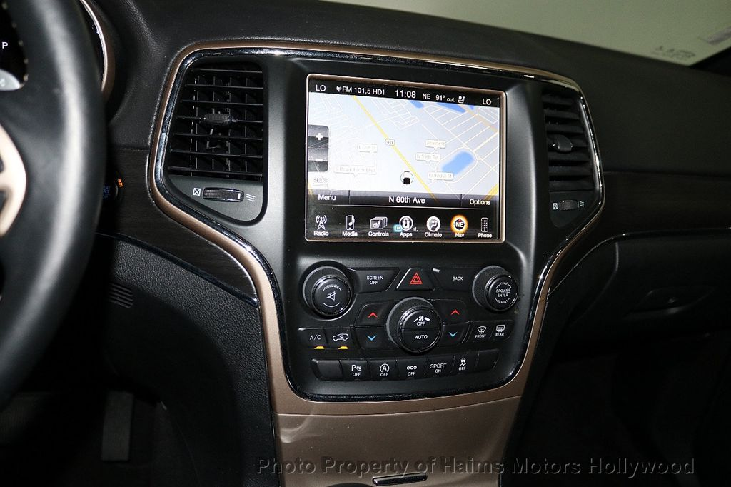 2017 Jeep Grand Cherokee Limited 4x2 - 18146676 - 20