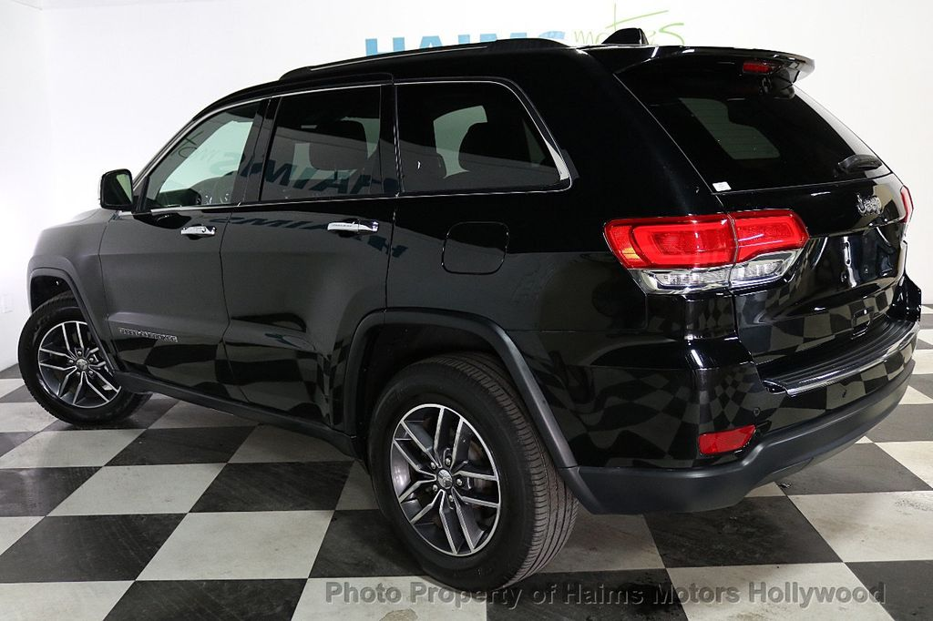 2017 Jeep Grand Cherokee Limited 4x2 - 18146676 - 4