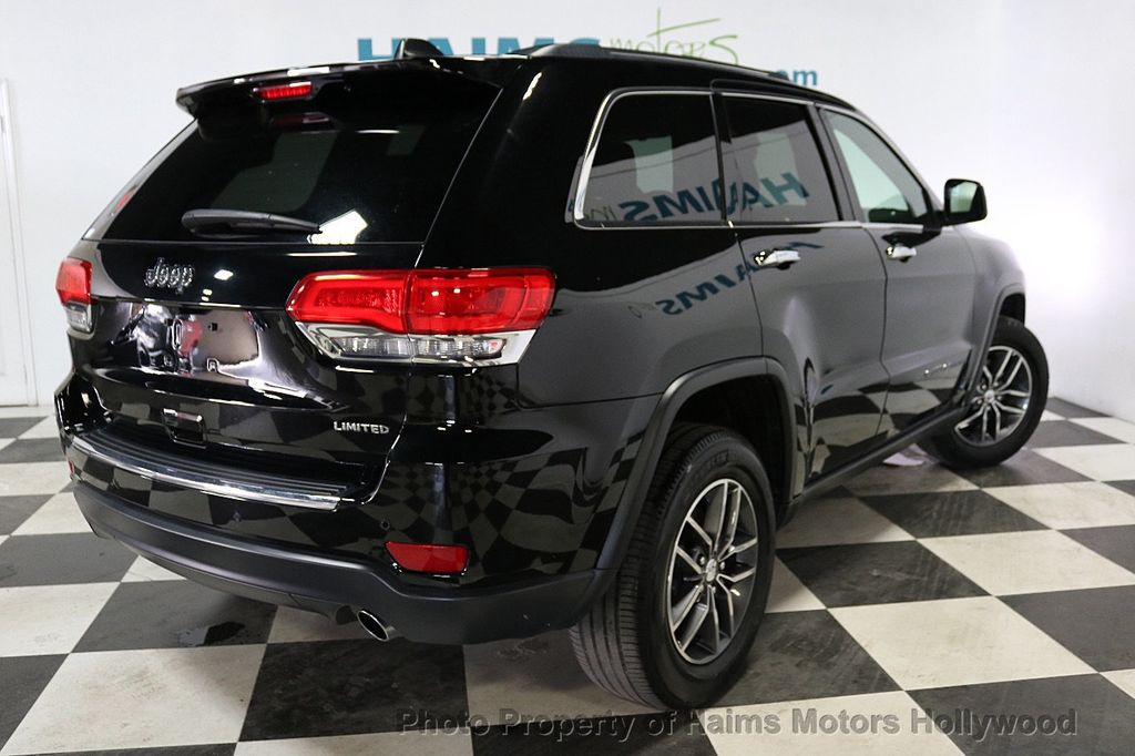 2017 Jeep Grand Cherokee Limited 4x2 - 18146676 - 6