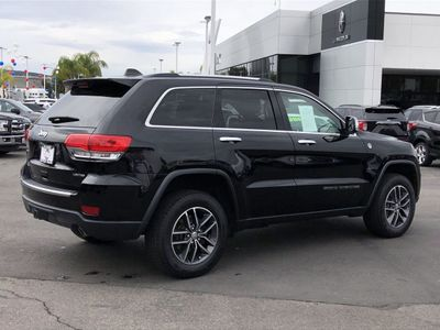 2017 Jeep Grand Cherokee Limited 4x4 - Click to see full-size photo viewer