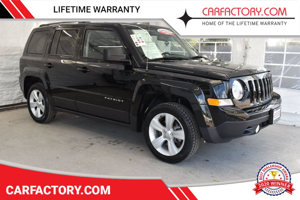 2017 Jeep Patriot  - 18615523 - 0