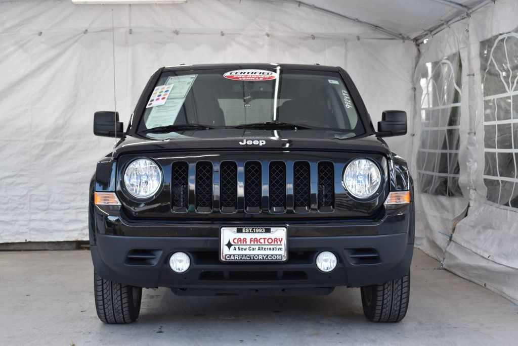 2017 Jeep Patriot  - 18615523 - 2