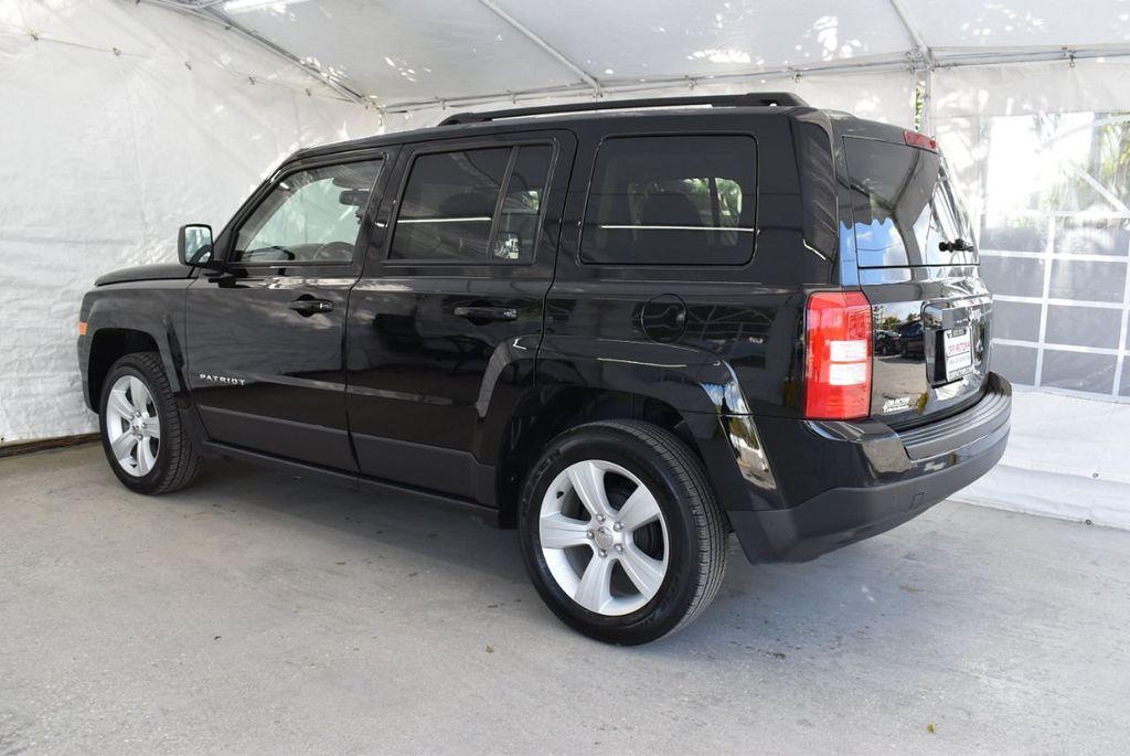 2017 Jeep Patriot  - 18615523 - 3