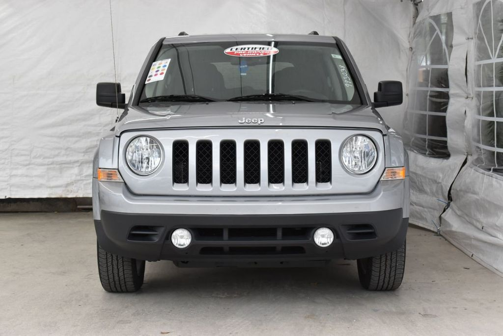 2017 Jeep Patriot  - 18663337 - 2