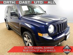 2017 Jeep Patriot - 1C4NJRFB5HD107792