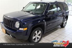 2017 Jeep Patriot - 1C4NJPFA4HD161810