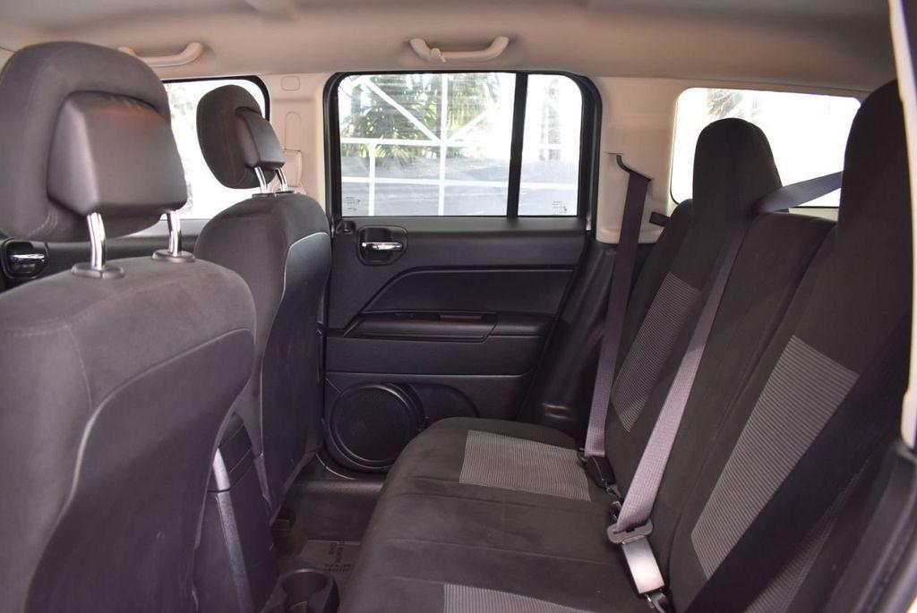 2017 Jeep PATRIOT LATITUDE - 18497656 - 12
