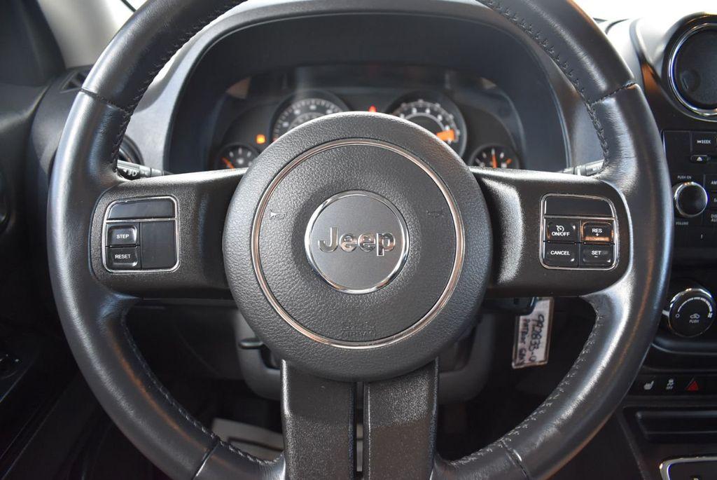 2017 Jeep PATRIOT LATITUDE - 18497656 - 17