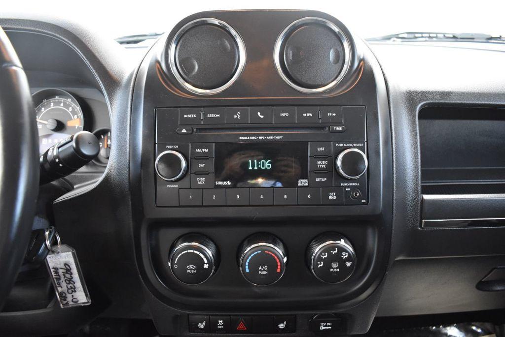 2017 Jeep PATRIOT LATITUDE - 18497656 - 20