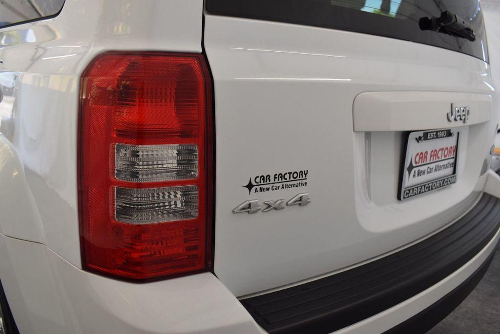 2017 Jeep Patriot Latitude 4x4 - 18025407 - 4