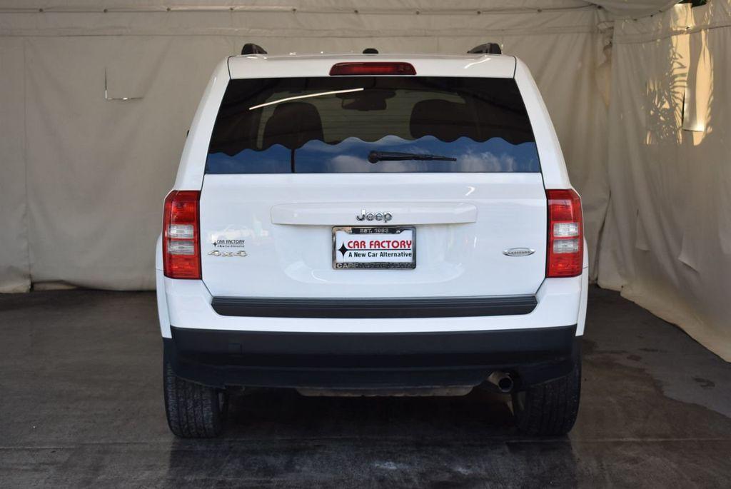 2017 Jeep Patriot Latitude 4x4 - 18025407 - 5