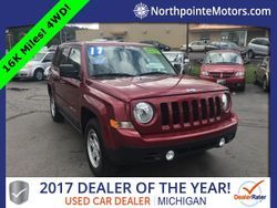2017 Jeep Patriot - 1C4NJRBB4HD138389