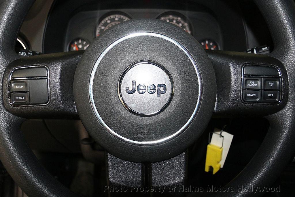 2017 Jeep Patriot Sport FWD - 17230801 - 22