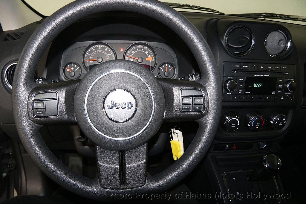 2017 Jeep Patriot Sport FWD - 17230801 - 23