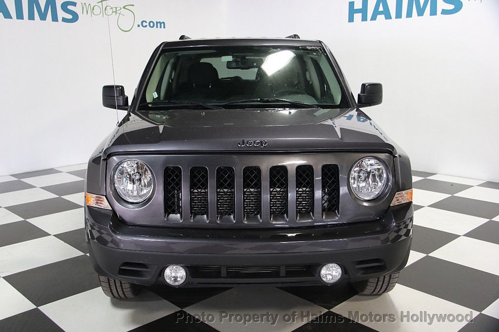 2017 Used Jeep Patriot Sport Fwd At Haims Motors Serving