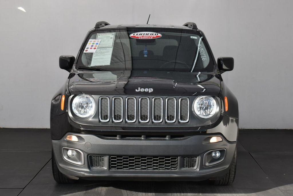 2017 Jeep Renegade Latitude FWD - 17924942 - 2