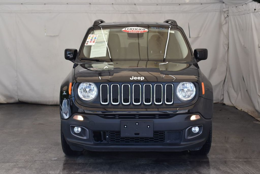 2017 Jeep Renegade Latitude FWD - 18250843 - 3