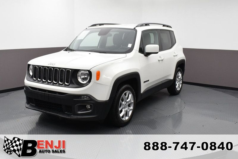 2017 Jeep Renegade Latitude FWD - 18616672 - 0