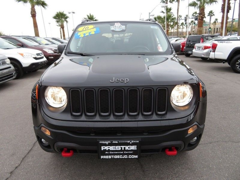 2017 Jeep Renegade Trailhawk 4x4 - 17210108 - 1