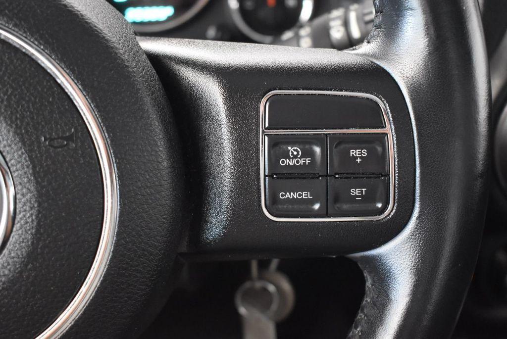 2017 Jeep Wrangler 1XH4 - 18161907 - 17