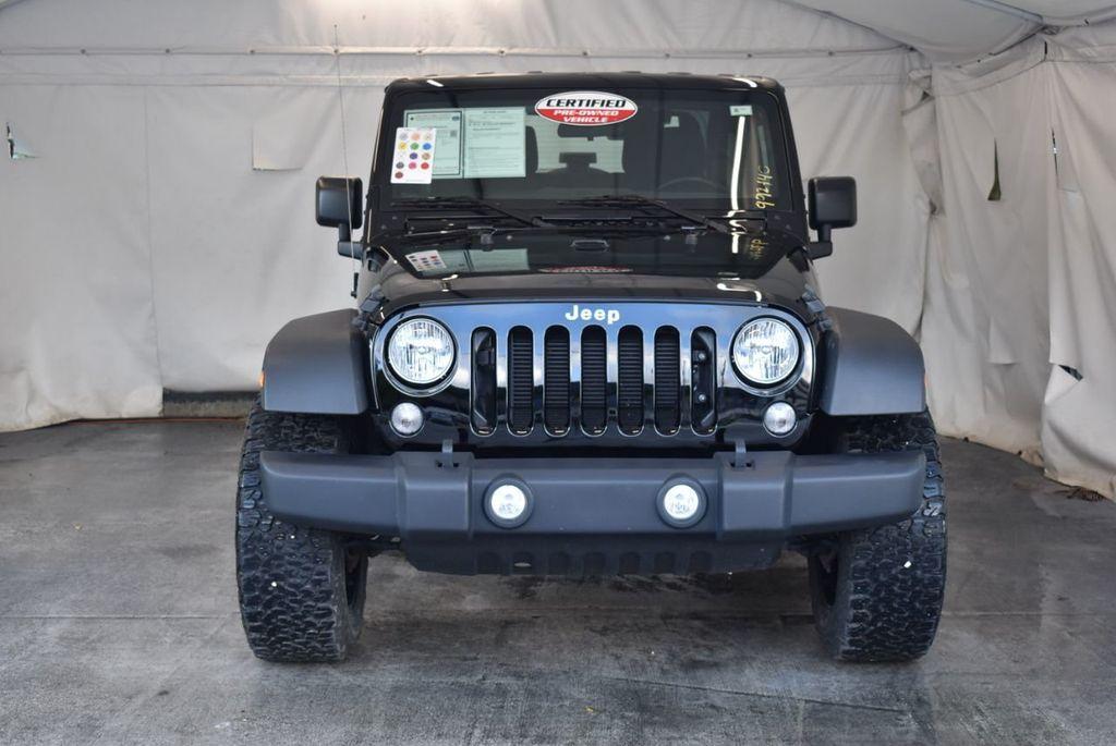 2017 Jeep Wrangler 1XH4 - 18161907 - 3