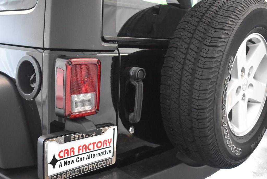 2017 Jeep Wrangler 1XH4 - 18161907 - 6
