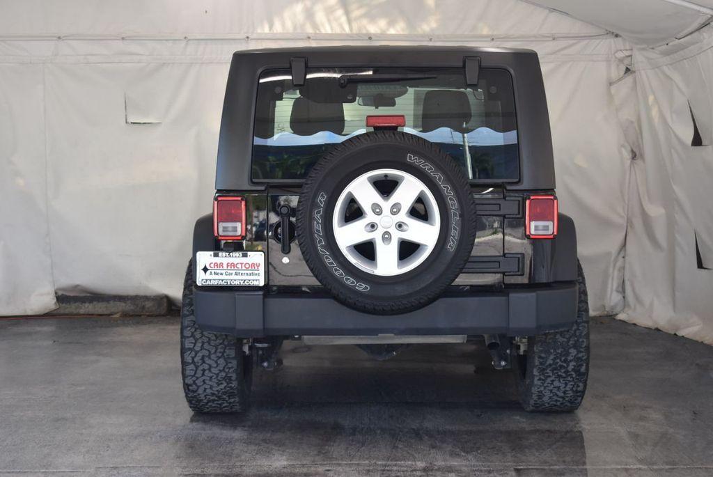 2017 Jeep Wrangler 1XH4 - 18161907 - 7