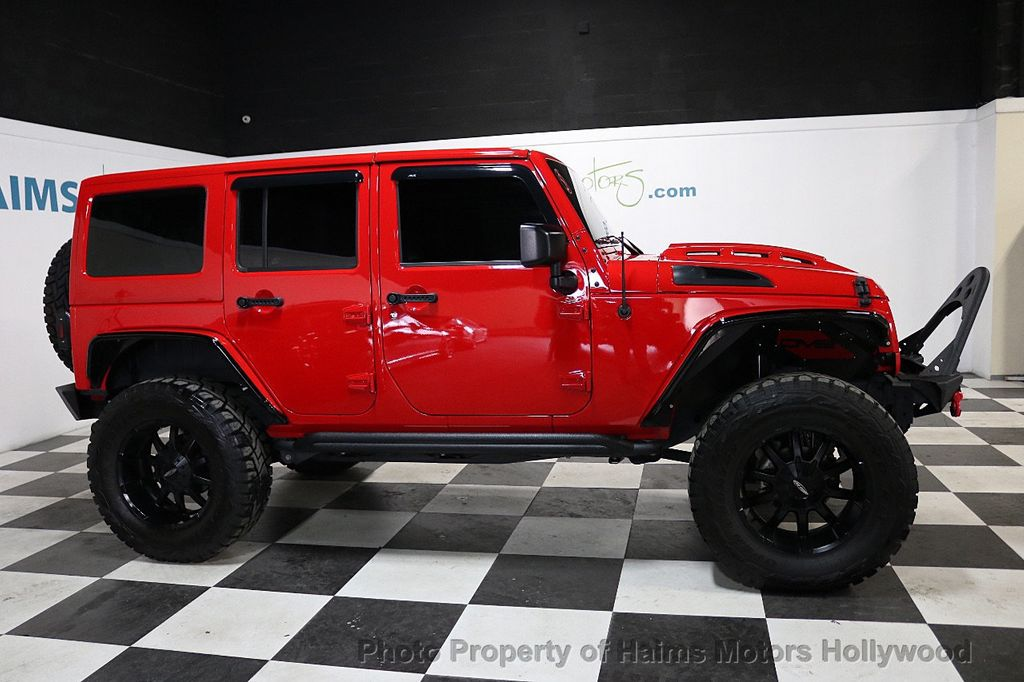 2017 Jeep Wrangler Unlimited  - 18496945 - 17