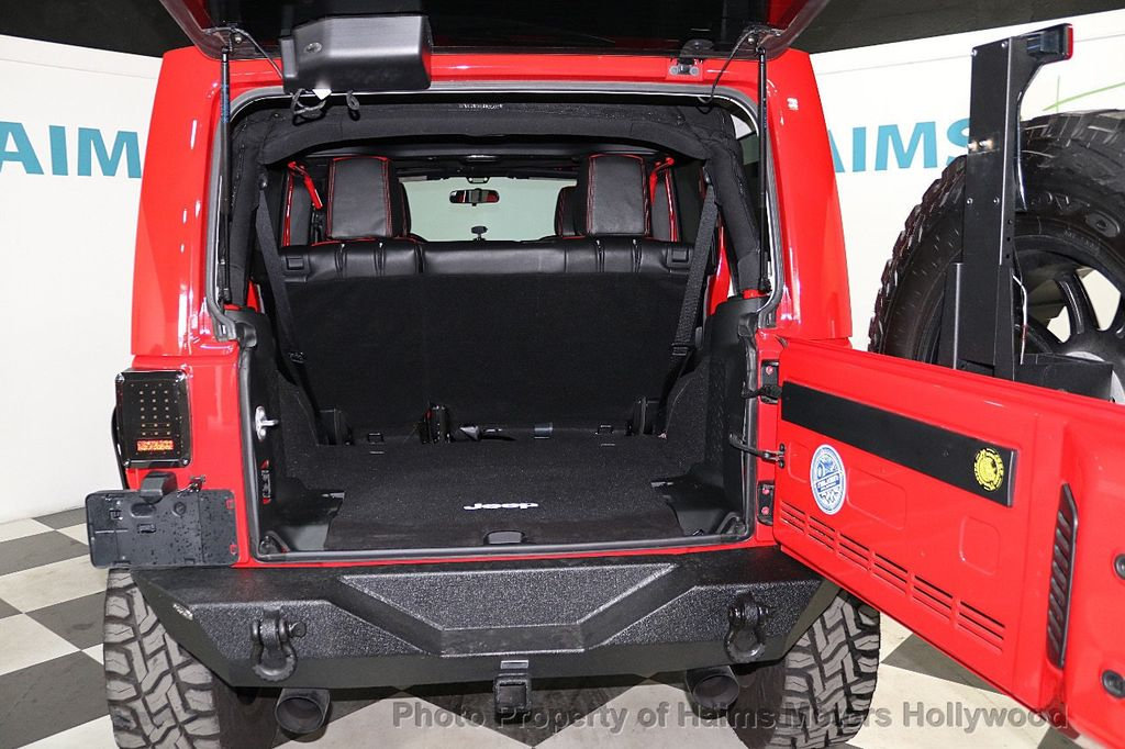 2017 Jeep Wrangler Unlimited  - 18496945 - 18