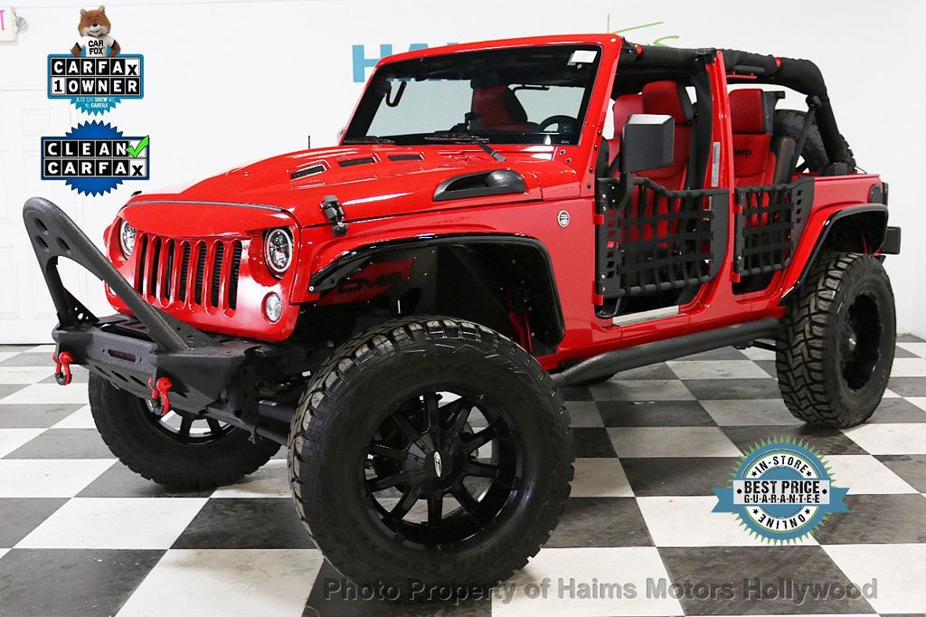 2017 Jeep Wrangler Unlimited  - 18496945 - 1