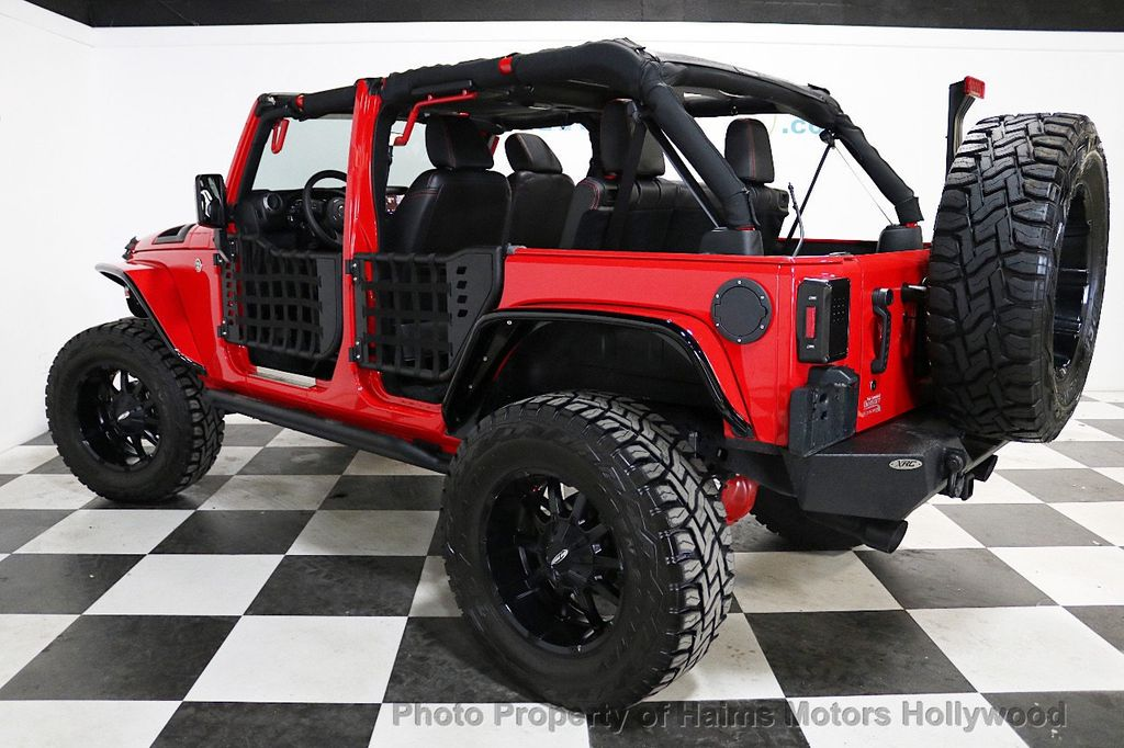 2017 Jeep Wrangler Unlimited  - 18496945 - 5