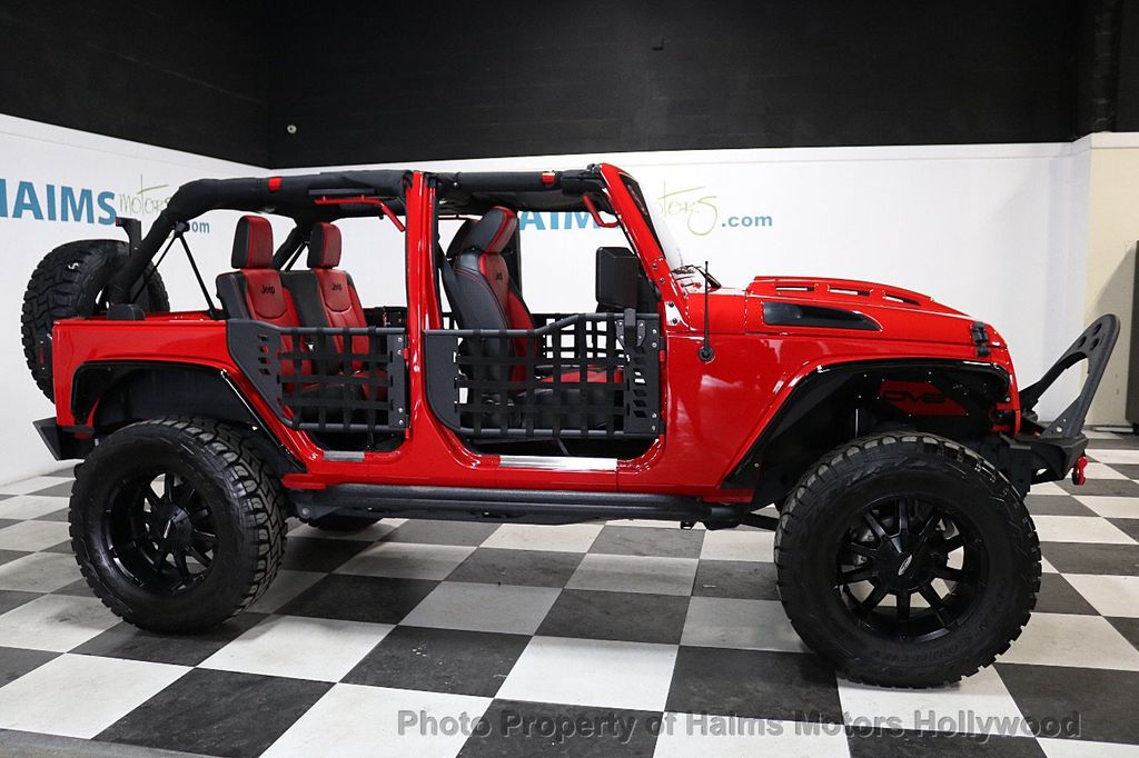 2017 Jeep Wrangler Unlimited  - 18496945 - 8