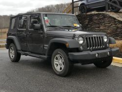 2017 Jeep Wrangler Unlimited - 1C4BJWDG3HL586624