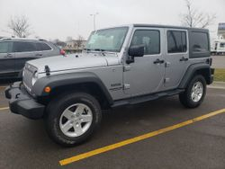 2017 Jeep Wrangler Unlimited - 1C4BJWDG5HL688717