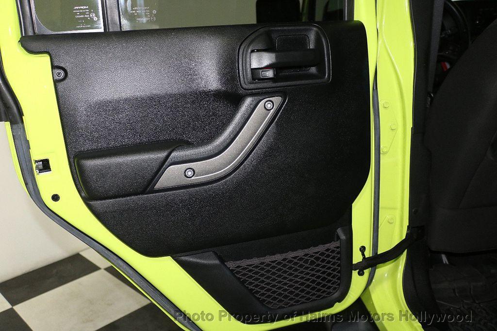 2017 Jeep Wrangler Unlimited CUSTOM JEEP - 17975928 - 12