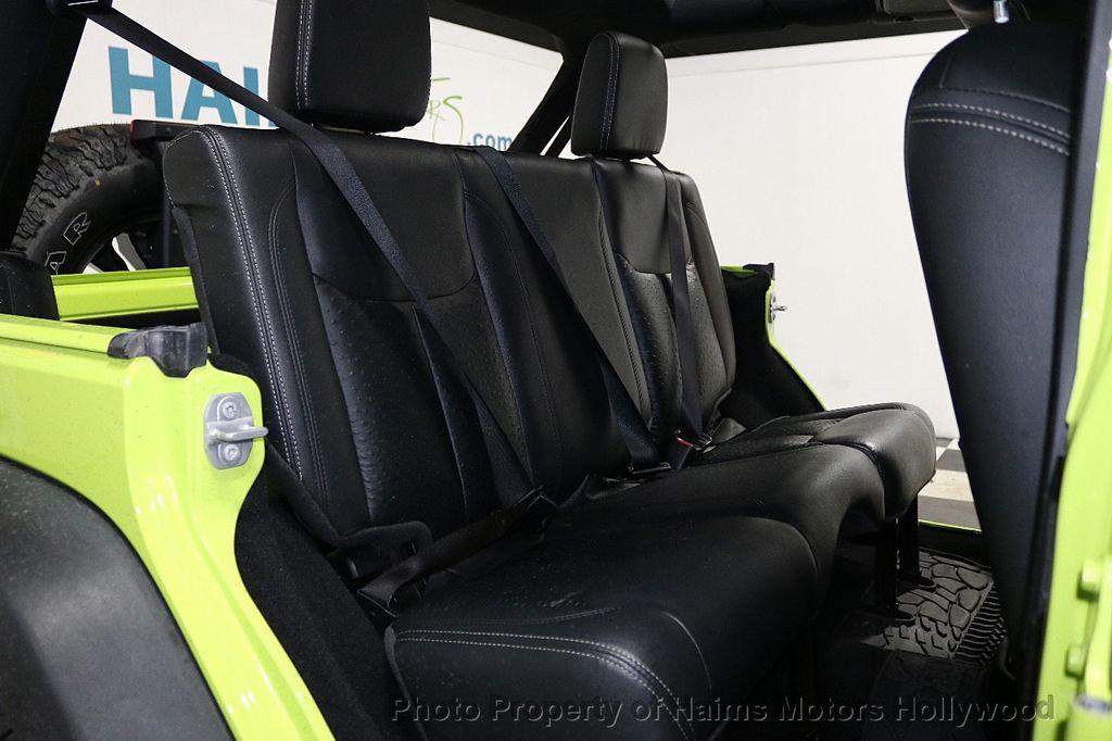 2017 Jeep Wrangler Unlimited CUSTOM JEEP - 17975928 - 17