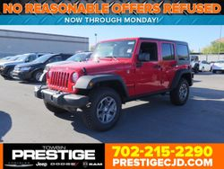 2017 Jeep Wrangler Unlimited - 1C4BJWFG3HL756106