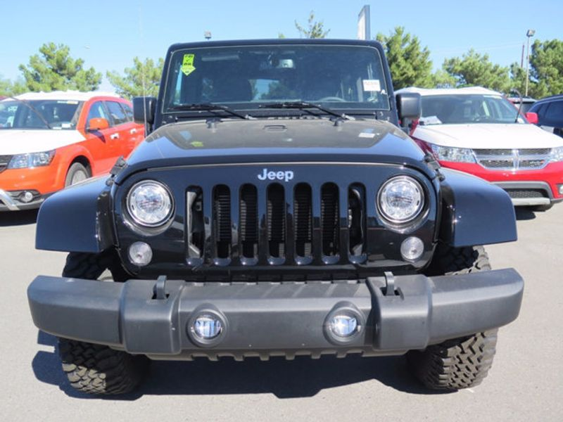 2017 Jeep Wrangler Unlimited Rubicon 4x4 - 16873551 - 1