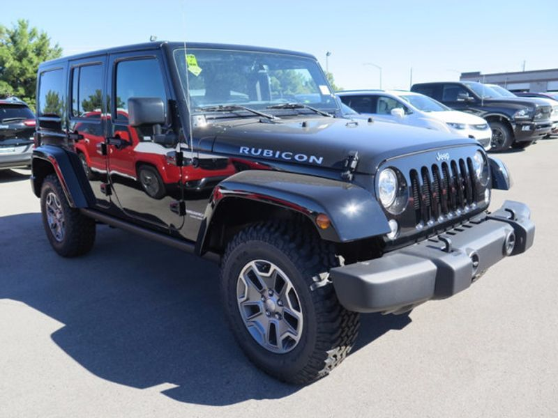 2017 Jeep Wrangler Unlimited Rubicon 4x4 - 16873551 - 2