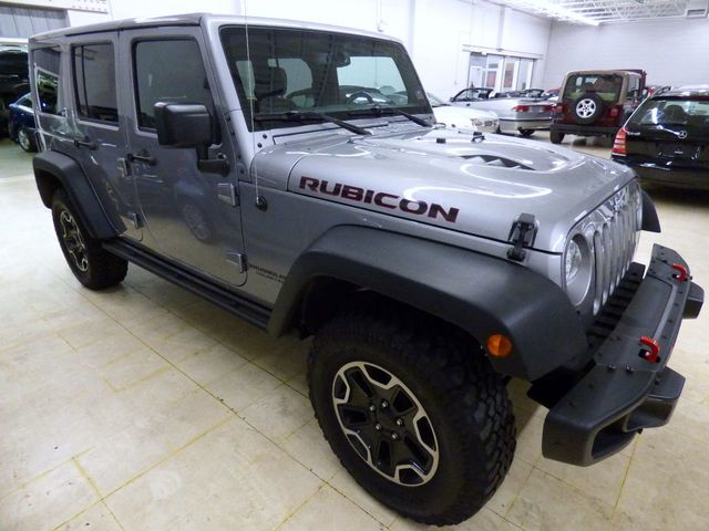 2017 Jeep Wrangler Unlimited Rubicon Hard Rock 4x4 - Click to see full-size photo viewer