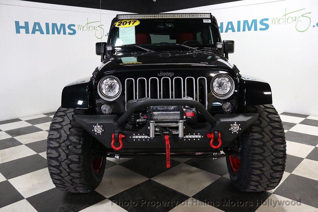 2017 Jeep Wrangler Unlimited Sahara 4x4 - 17858508 - 12